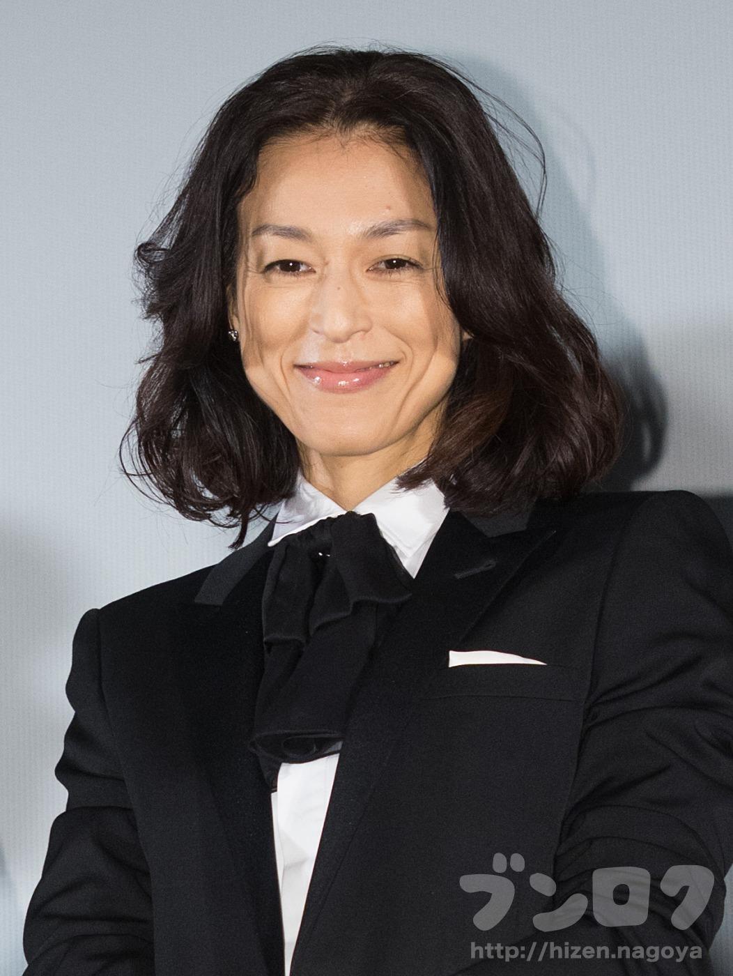ふわふわ髪の鈴木保奈美