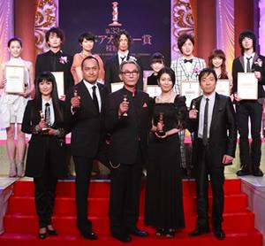 第33回日本アカデミー賞