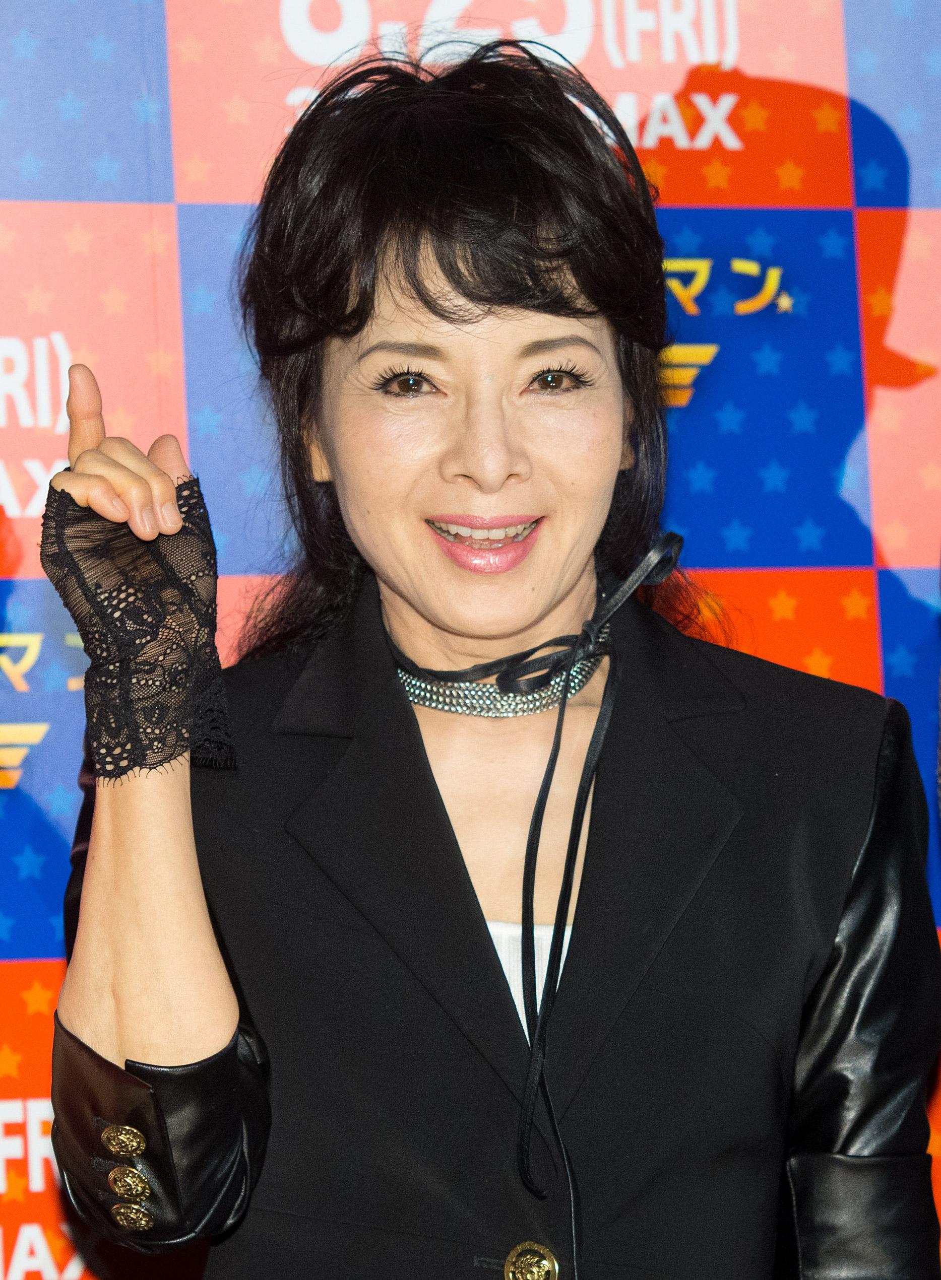 『ワンダーウーマン』イベントに日本のワンダーウーマン由美かおるが登場。入浴秘話も